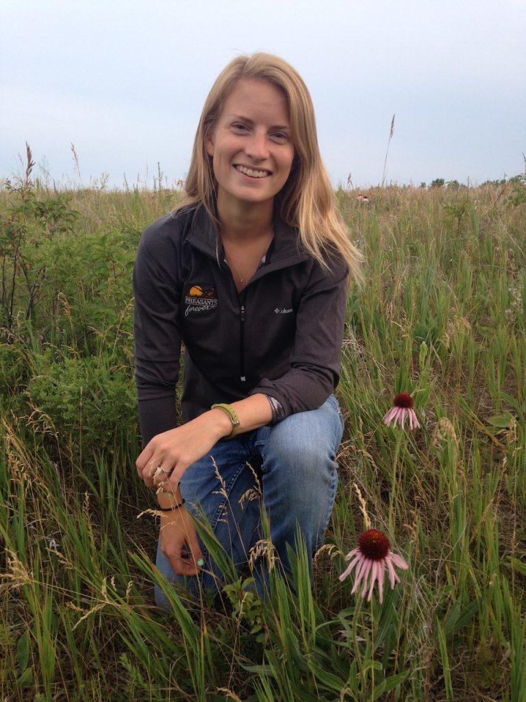 North Dakota Pheasants Forever Team: Cayla Bendel