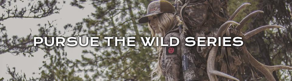 Pursue the Wild Kristy Titus