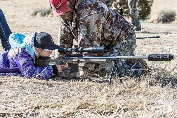 Curtis Broadbent Long Range Shooting