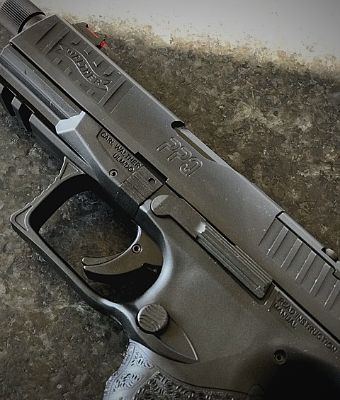 Walther PPQ M2 Q4 Tac feature