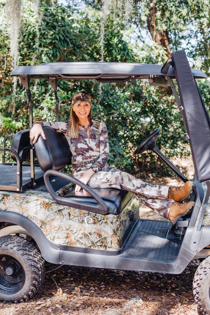 Women Over 50 who Hunt