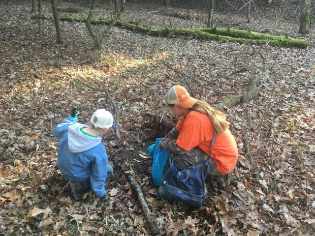 Makayla Scott: A Tradition Passed Down, My First Trapping Experience
