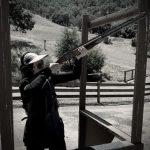 Vera Koo shotgun sports feature