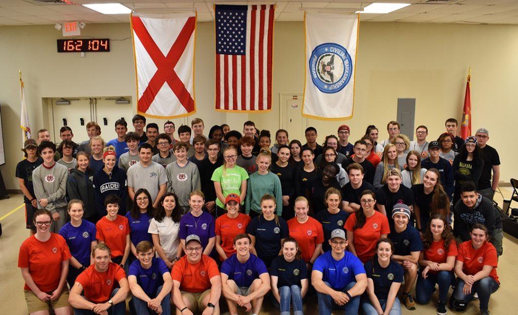 CMP Summer Junior Air Rifle Camps