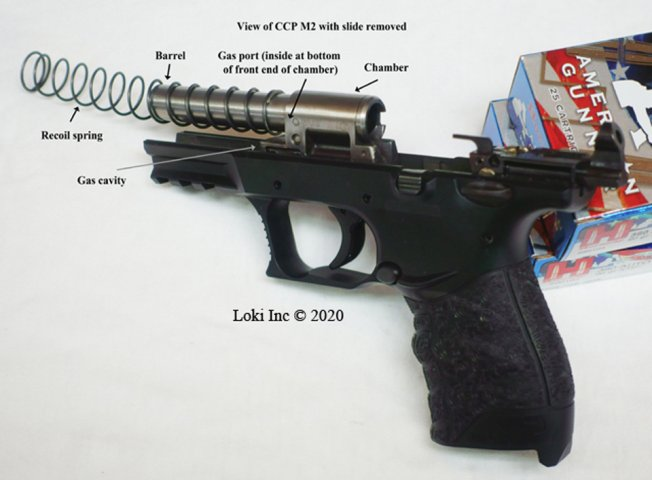 Walther CCP M2 in .380 ACP
