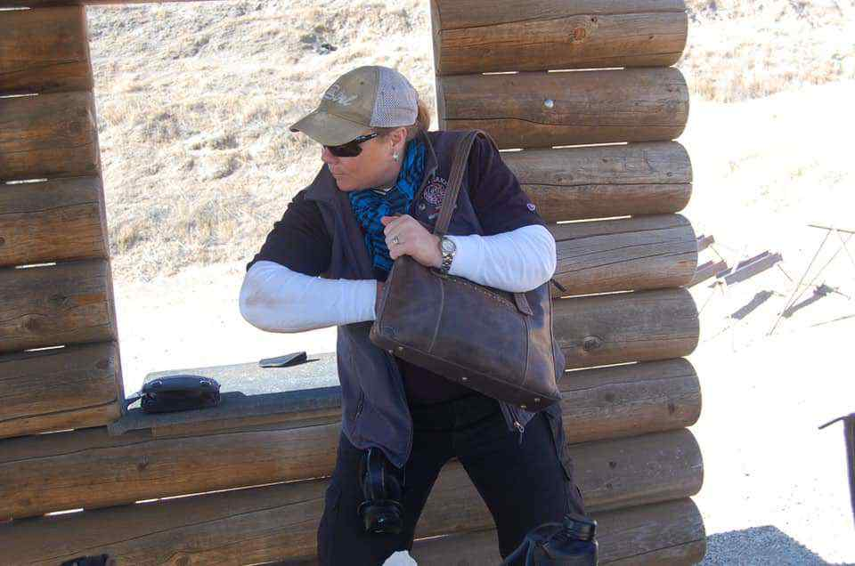 Concealed Carry Instructor Course Trains Women to Carry Off-Body