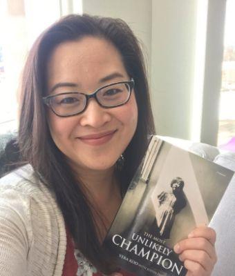 Julie Park Vera Koo book feature