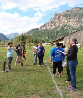 The National Archery in the Schools Program Two Organizations One Mission feature