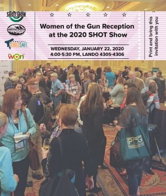WOMEN OF THE GUN RECEPTION feature