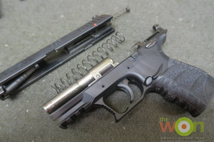 New Firearm Walther