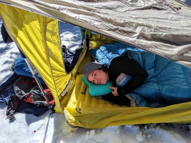 How I Stay Warm in My Tent: 11 Tips from a Colorado Backpacker Sleeping Pad