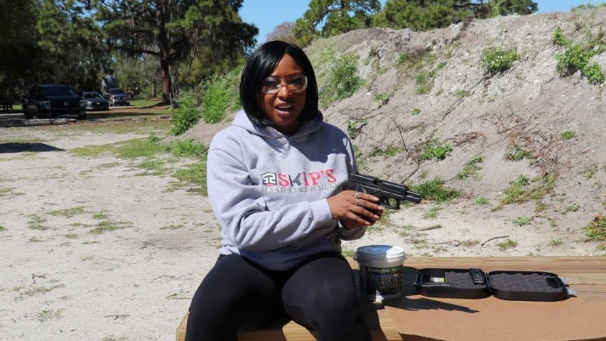 Pistol Shooting Drills for Getting Back on the Range
