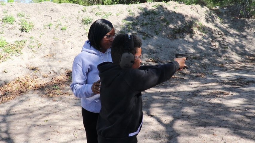 Project ChildSafe: How to Make Range Time Enjoyable for Kids