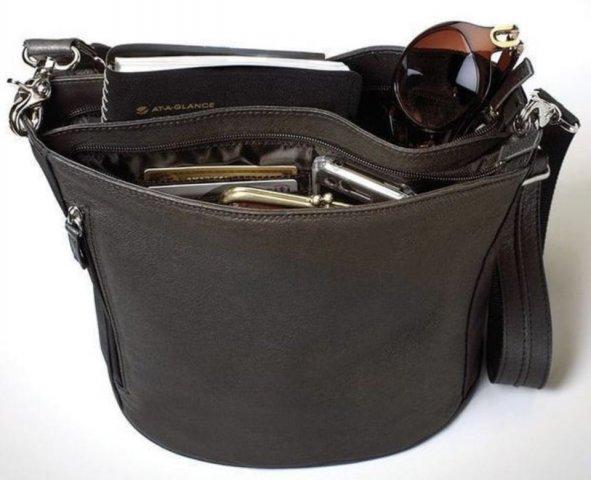 CCW Purse Styles GTM  Bucket Bag