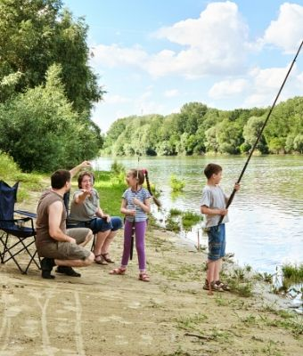 Family Fishing tips feature