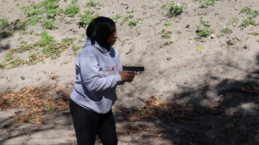 Pistol Shooting Drills for Getting Back on the Range