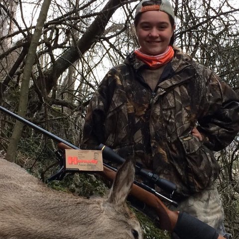 Why I took a Hog Hunting Rifle on a Deer Hunt