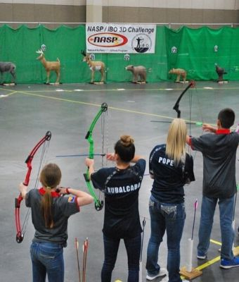 NASP Annual Western Tournament feature
