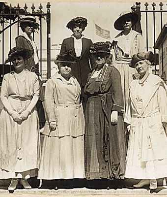 NPF Women in the Parks The 19th Amendment feature