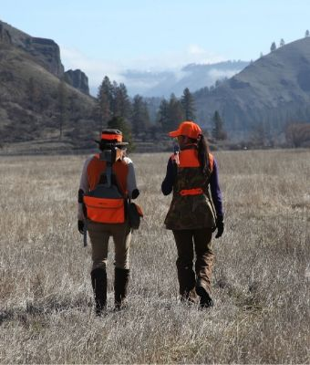 Photo Feature Orvis-Syren Hosted Ladies Hunt at Flying B Ranch feature