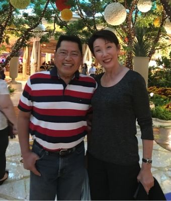 Vera Koo Thankful for Those Who Helped Along the Way with Carlos Koo