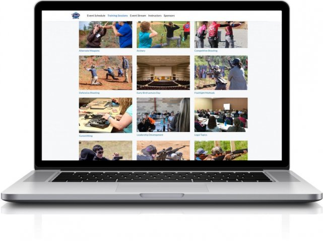 A Girl & A Gun Conference Revolutionizes Training with Digital Platform Elevate 2020