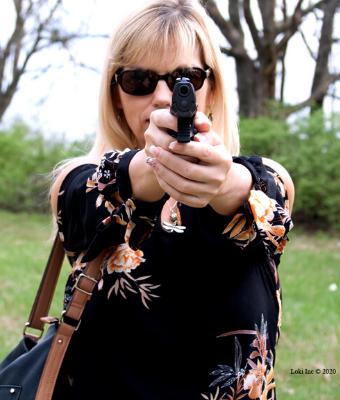 Coupon gun feature Jennifer Baird photo