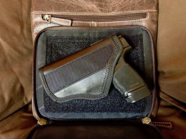 Hellcat in GTM purse