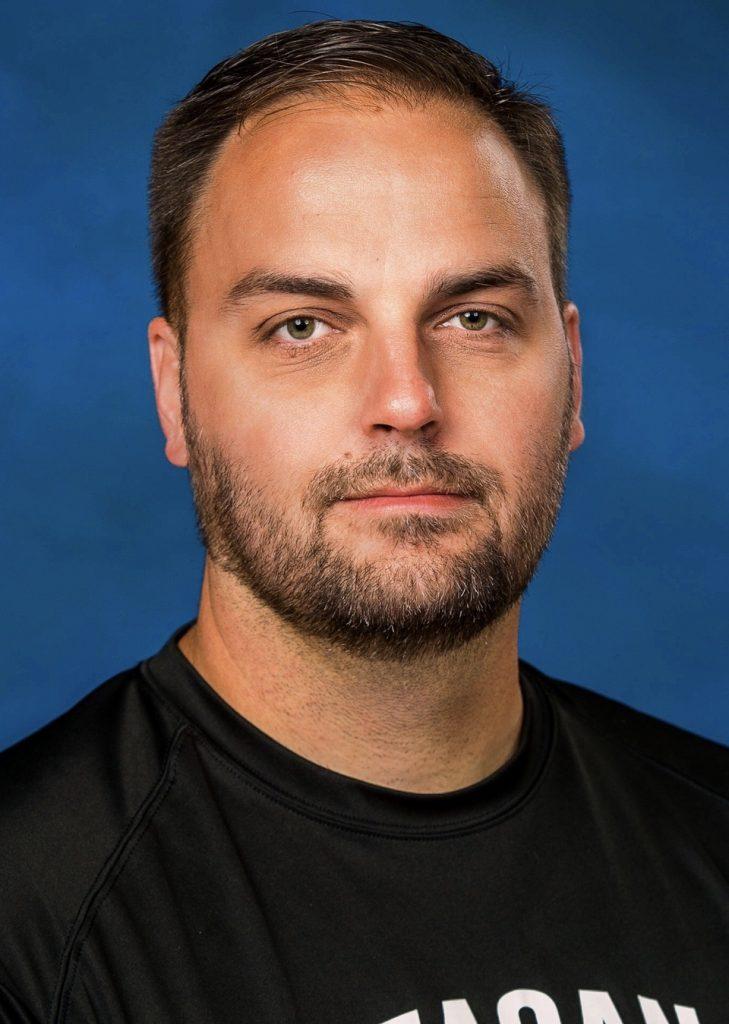 Jonathan Bukva NASP Coach of the Year Award