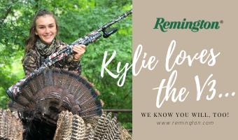 The Remington V3 Waterfowl Pro The new standard for reliability in autoloading shotguns. Proven in the field and in extreme tests of endurance with thousands of rounds, it cycles loads with ultimate consistency, softer recoil and less maintenance.