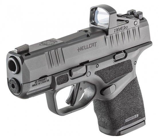 "Hellcat 3"" Micro-Compact OSP 9mm Handgun"
