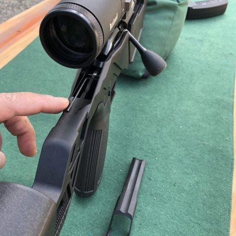 Trigger pull adjustment tool