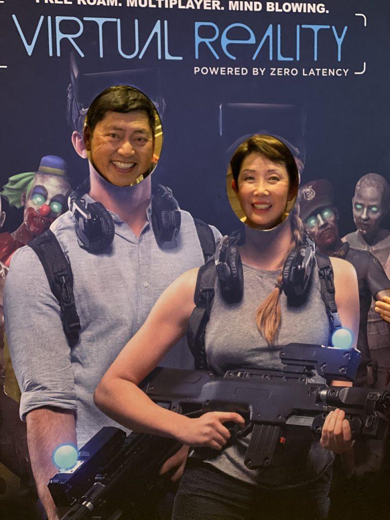 Vera Koo and Her Zombie Apocalypse Experience