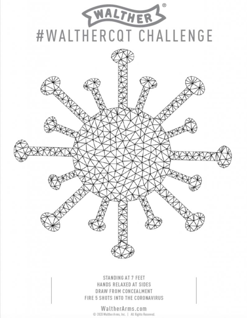 WaltherCQT airsoft challenge