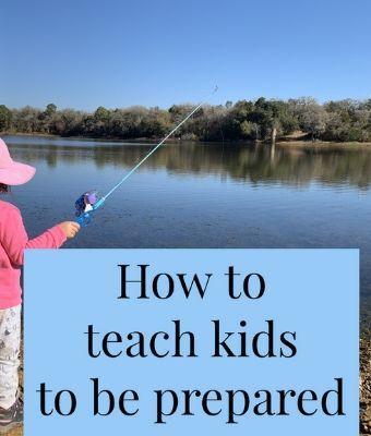 15 Ways To Teach Kids About Preparedness Feature