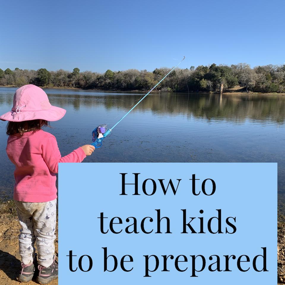 15 Ways To Teach Kids About Preparedness