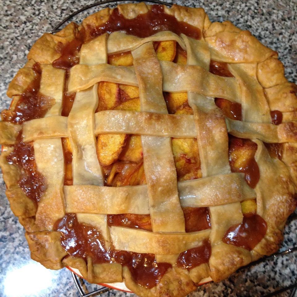 Peach Pie Fruit pies