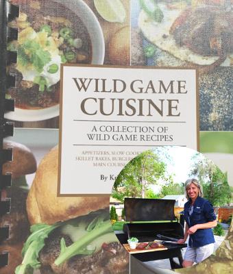 Kristy Crabtree cookbook feature