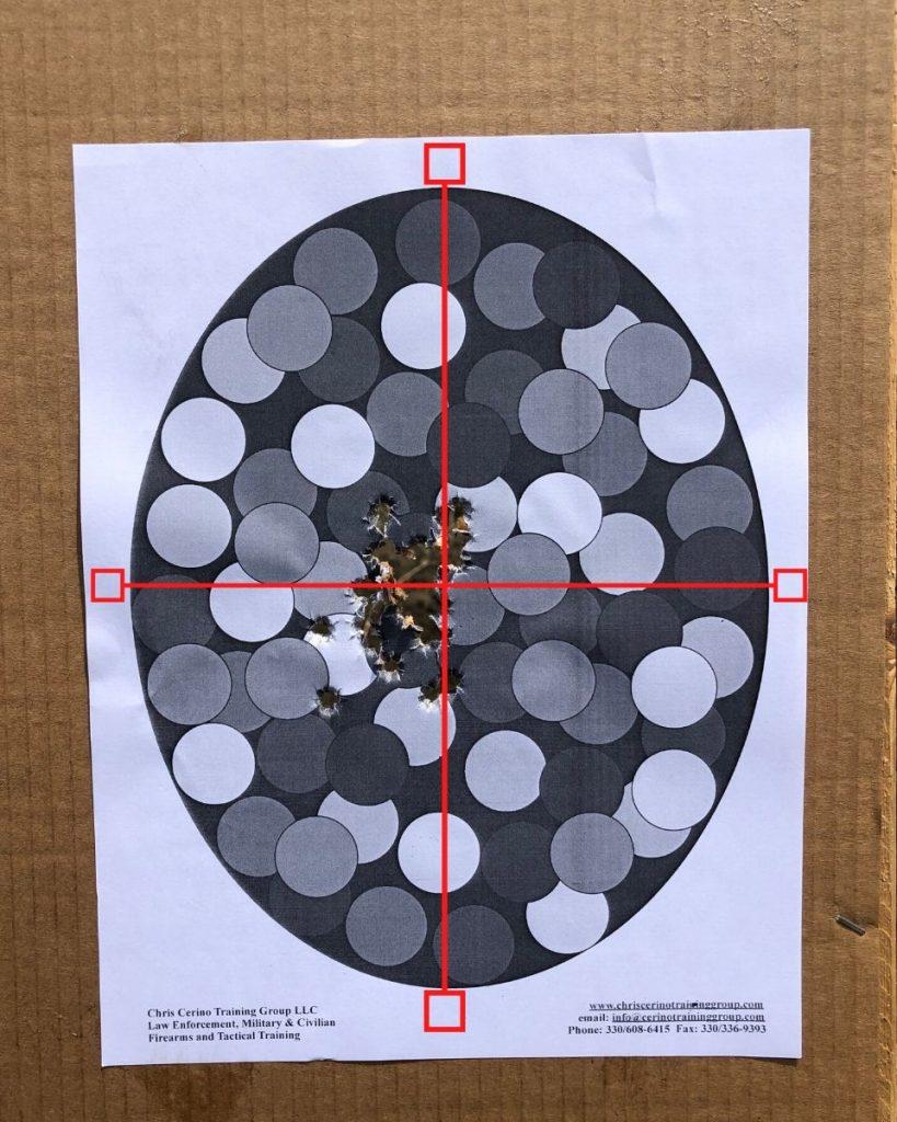 Concealed Carry Journey: Diagnosing Pistol Targets