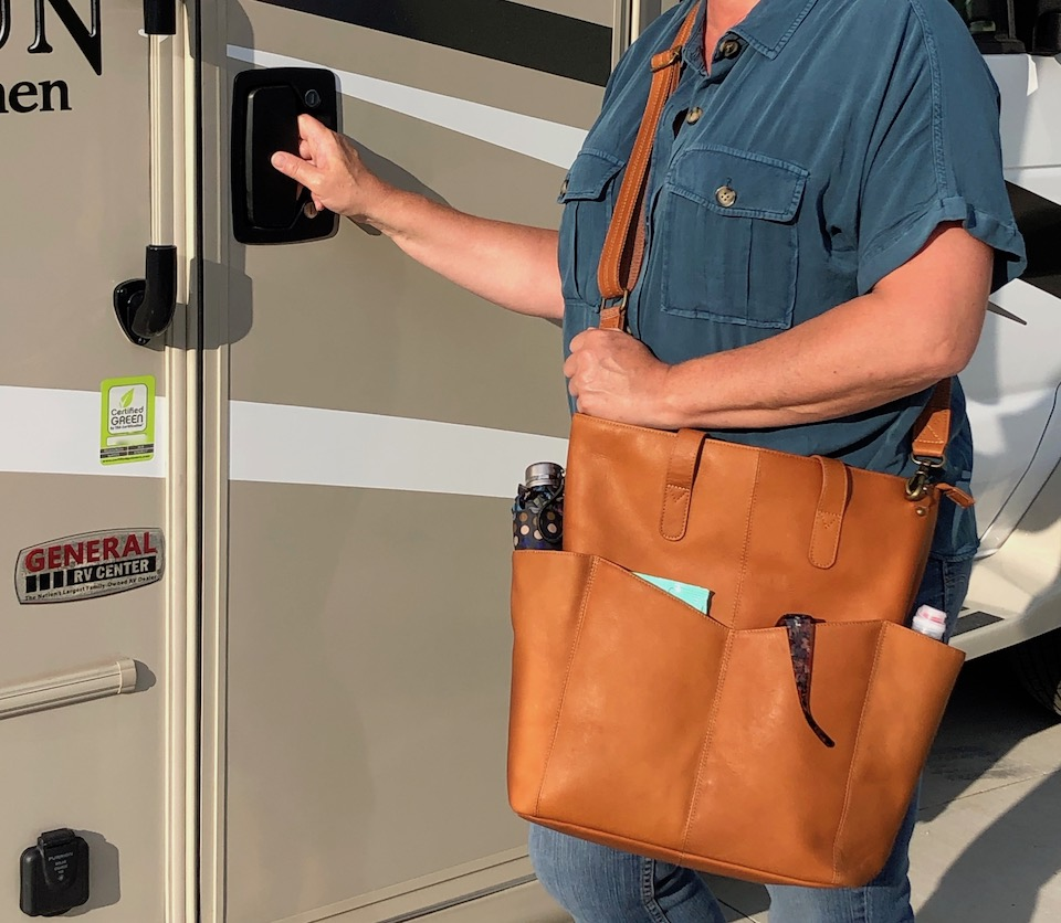 RV Travel and Weekend Getaways: Tips for Carrying Concealed
