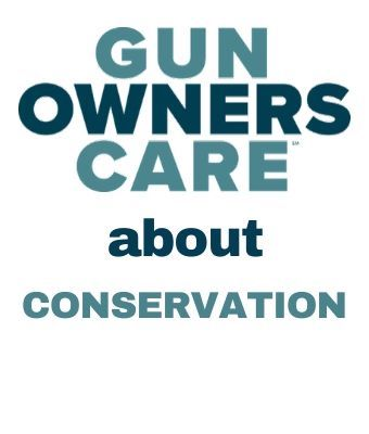Gun Owners care about conservation Feature
