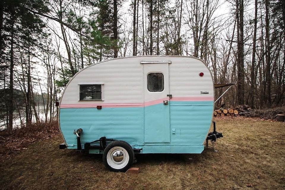 Lil Hotdish Camper