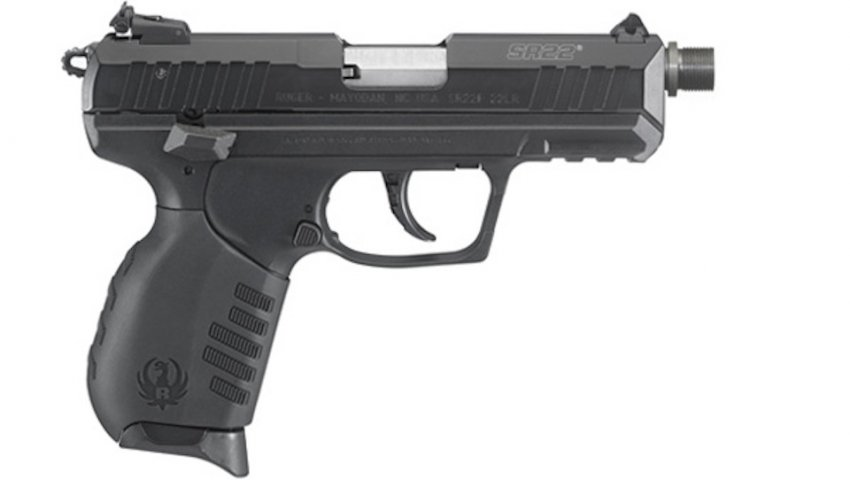 Ruger SR22 a great Beginner Pistol