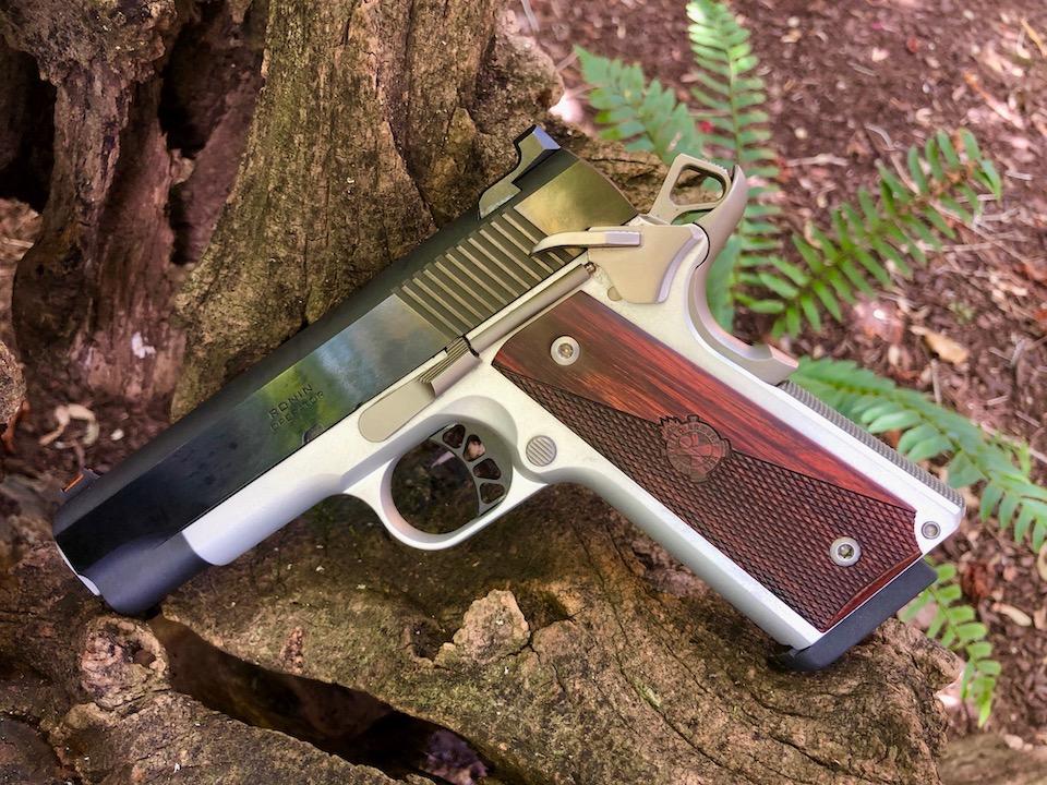 Springfield 1911 ronin operator 4.25-inch 9mm