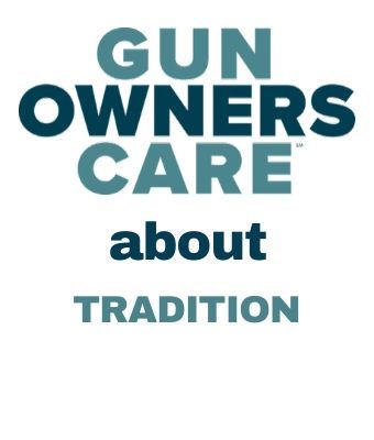 Gun Owners care about Tradition Feature