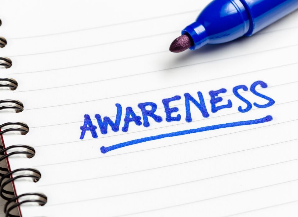 awareness note Personal Protection for Realtors