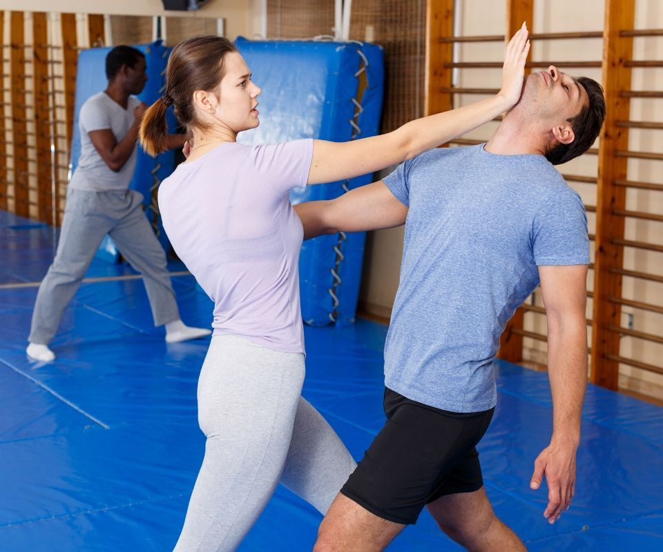 self defense class Personal Protection for Realtors