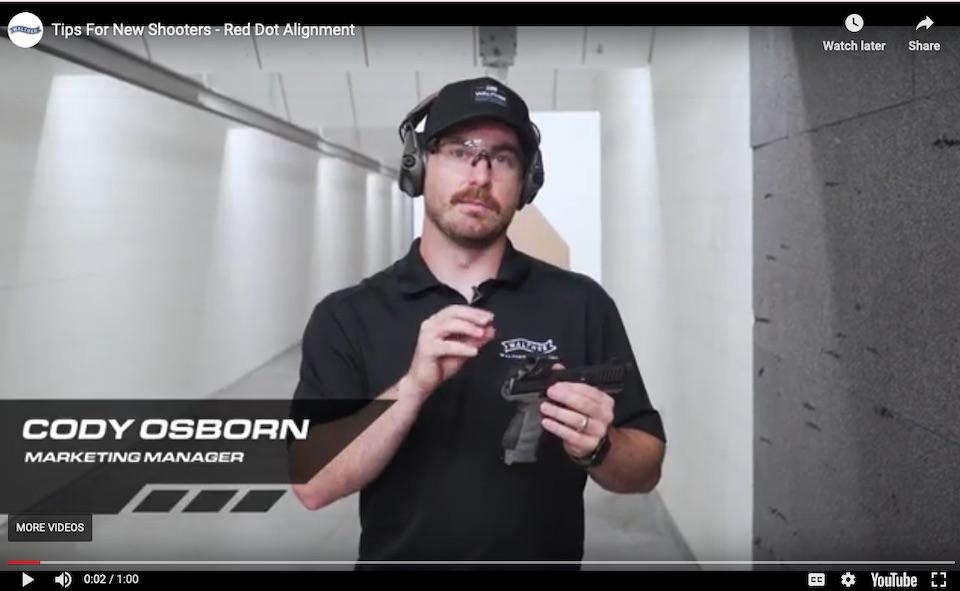Cody Osborn Beginners Guide for New Handgun Owners