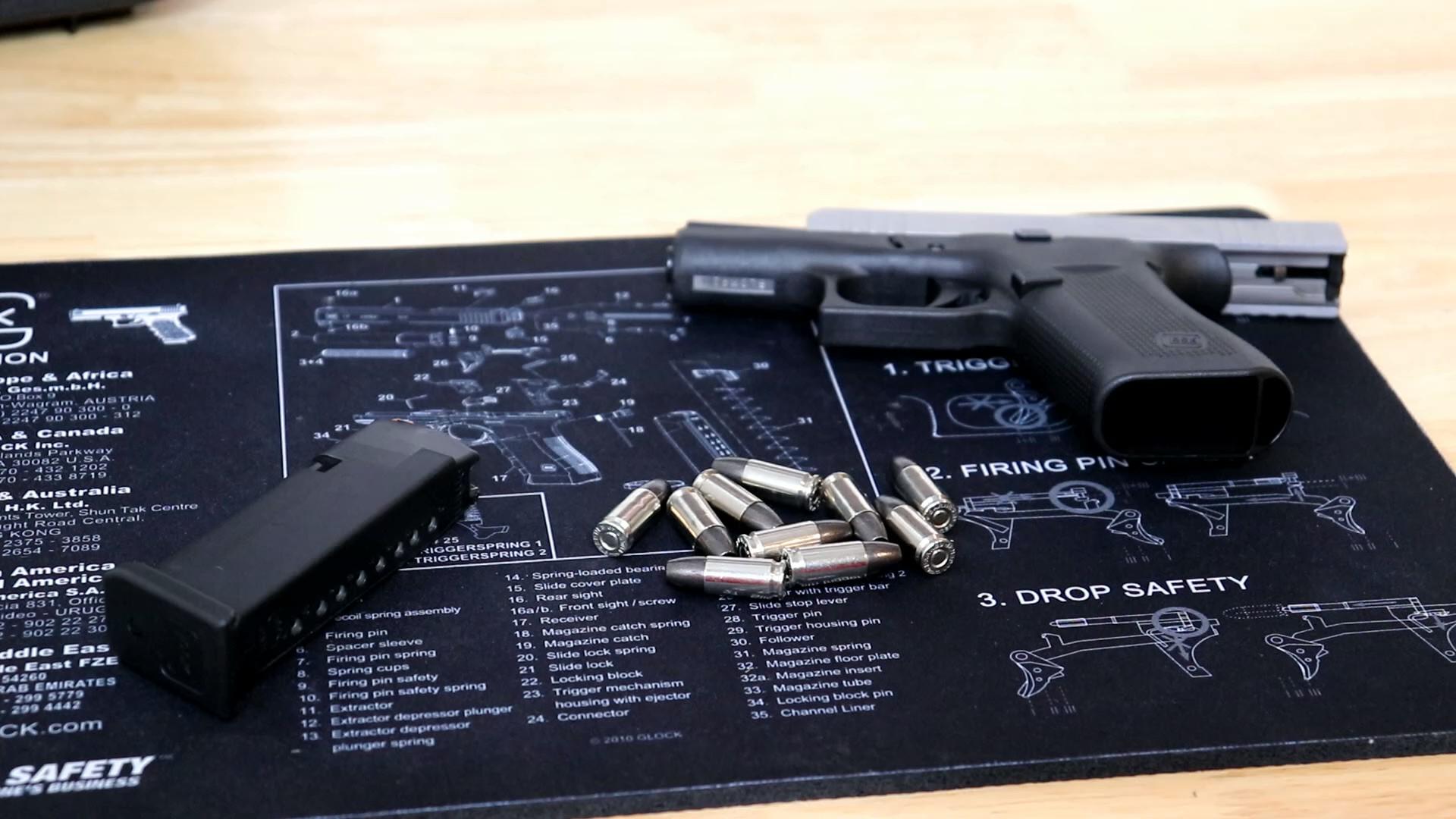 Avery Skipalis Skips Tips Glock 43X hollow point ammunition