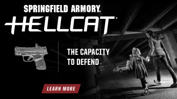 Springfield Armory Hellcat, the worlds hiest capacity micro compact pistol.